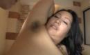 熟女の腋毛
